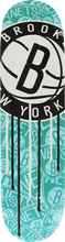 Shut - Nba Lab Brooklyn Nets Deck-8.0 (Skateboard Deck)