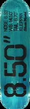 Skate Mental - Mental Kleppan Size Deck-8.5 (Skateboard Deck)