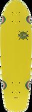Globe - Blazer Deck-7.25x26 Blazing Yel/rasta (Longboard Deck)