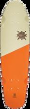 Globe - Blazer Deck-7.25x26 Blazing Org/cream (Longboard Deck)