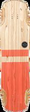 Globe - Geminon Evo 34 Deck-9x34 Olive/red (Longboard Deck)