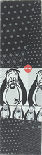 Almost - Grip Single Sheet- Droopy Pop Art Blk/wht