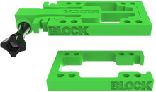 Block Riser Innovations - Riser Goblock Risers Kit Green