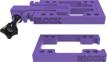 Block Riser Innovations - Riser Goblock Risers Kit Purple