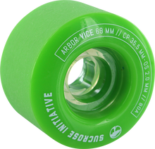 Arbor - Vice 69mm 80a Green (Wheels - Set Of Four)