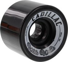 Cadillac - White Walls 59mm 78a Black (Wheels - Set Of Four)