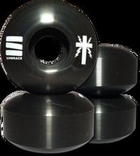Embrace - Cross 53mm 100a Blk/wht (Wheels - Set Of Four)