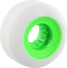 Powerflex - Gumball 52mm 83b Wht/lime (Wheels - Set Of Four)