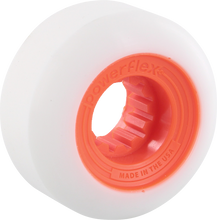 Powerflex - Gumball 54mm 83b Wht/orange (Wheels - Set Of Four)