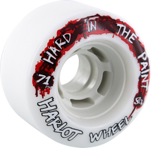 Venom - Hard In The Paint 71mm 80a Wht/red (Wheels - Set Of Four)