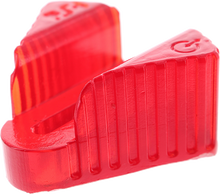 Ripper - In-out Mini Foot Stop 65d Red