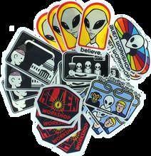 Alien Workshop - 24/pack Assorted Decals Assorted