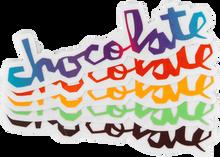 "Chocolate - Chunk 3"" Decal"