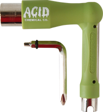 Acid - Space Skate Tool Green