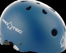Pro Tec - (cpsc)classic Matte Blue M Helmet
