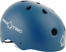 Pro Tec - (cpsc)classic Matte Blue L Helmet