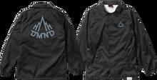 Diamond - Mountaineer Coaches Jacket M-blk/charcoal