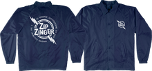 Krooked - Zip Zinger Jacket Xl-navy/wht