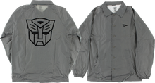 Primitive - Autobots Coaches Jacket M-grey