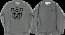 Primitive - Autobots Coaches Jacket Xl-grey