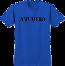 Anti Hero - Blackhero Long Ss M-royal/blk
