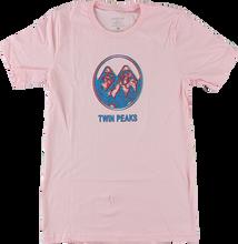 Habitat - Peaks Offset Peaks Ss M-pink