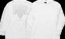 Creature - Staag L/s M-white