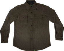 Creature - Infantry L/s Button Up S-military Green