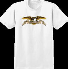 Anti Hero - Eagle Yth Ss S-white