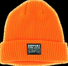 Creature - Support Patch  Safety Orange