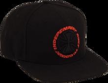 Independent - Speed Kills Hat Adj-black Ne9fifty