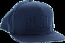 Real - Underclass Adj Hat-navy