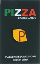 Pizza - Fumar Enamel Pin