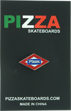 Pizza - Sol Enamel Pin