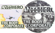 Anti Hero - The Body Corp Dvd
