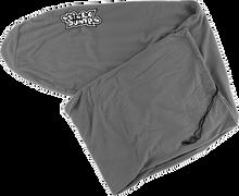 """Sticky Bumps - Fleece Board Sock 10'6"""" Grey Longboard"""