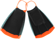 Dmc - Repellor Swim Fins L-blk/org (size10-11)