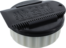 Sex Wax - Wax Container+comb  Wht Container/blk Comb