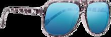 Nectar - Revert Polarized Black Tortoise/blue Mirror