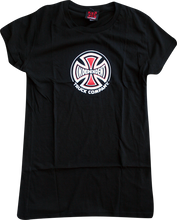 Independent - Truck Co Yth Ss L-black