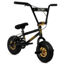 Fatboy BMX Pro Series Bike - Mini BMX - Black Hawk