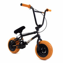 Fatboy BMX Pro Series Bike - Mini BMX - Jet Fighter