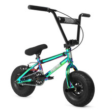 Fatboy BMX Pro Series Bike - Mini BMX - Warhead