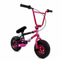 Fatboy BMX Stunt Series Bike - Mini BMX - HellCat