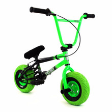 Fatboy BMX Stunt Series Bike - Mini BMX - Nuclear