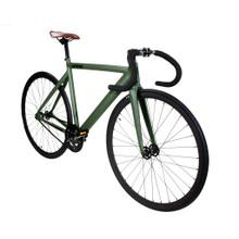 ZF Bikes - Prime Series Track Bike - Army Green
