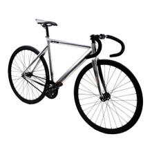 ZF Bikes - Prime Series Track Bike - Chrome
