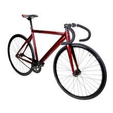 ZF Bikes - Prime Series Track Bike - Crimson Red