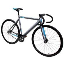 ZF Bikes - Prime Series Track Bike - Grey / Celestial