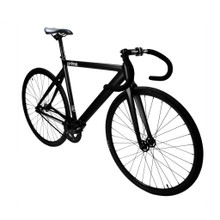 ZF Bikes - Prime Series Track Bike - Matte Black